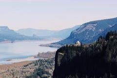 Columbia gorge SUA Royalty Free Stock Photo