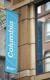 Columbia högskola Chicago royaltyfri bild