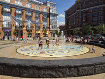 Free Columbia Heights Water Park Stock Photography - 20543062