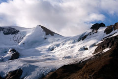 Columbia Icefield Royalty Free Stock Images