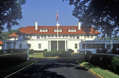 Columbia klubbhus, Bethesda, Maryland Fotografering för Bildbyråer