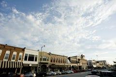 Columbia, Missouri. Broadway Blvd in Columbia, Missouri royalty free stock image
