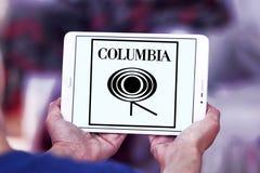 Columbia Records logo Arkivfoton