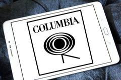Columbia Records logo Royaltyfri Fotografi