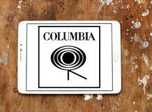 Columbia Records logo Royaltyfria Foton