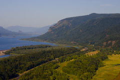 Columbia river Stock Images