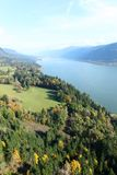 Columbia River Gorge Royalty Free Stock Image