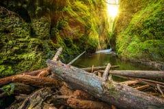 Columbia River Gorge Stock Photo