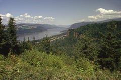 Columbia River Gorge Royalty Free Stock Photo