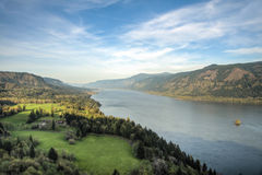 Columbia River Gorge, Oregon Royalty Free Stock Photos
