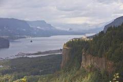Columbia River Gorge Oregon. Royalty Free Stock Photos