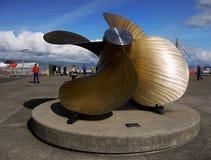 Columbia River Maritime Museum, Astoria Oregon Royalty Free Stock Photography