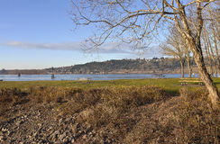 Columbia River and Oregon state parks. Stock Photography