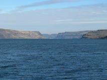 Columbia River Schlucht Lizenzfreies Stockbild