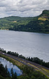 Columbia river Stock Photography