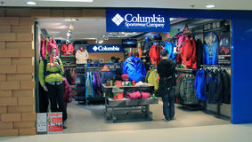 Who is Columbia®?They try things. That may sound like small potatoes. But more than talent, money, or good looks, trying is the fuel of progress. It's the spirit that pushes people up mountains, down rivers, and across continents.