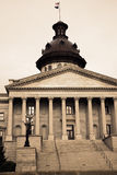 Columbia, South Carolina - State Capitol Stock Photography