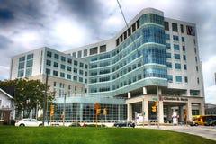 Columbia St Mary's. Hospital In Milwaukee Stock Photos