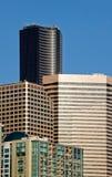 Columbia tower Seattle stock photos