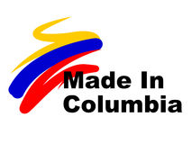 Columbia Trade Indicates South American And Biz Stock Photo
