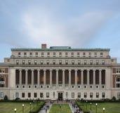 Columbia universitet New York City, USA Arkivbilder