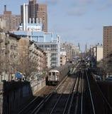 Columbia universitet NY USA för Greene vetenskapsmitt Royaltyfria Foton