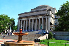Columbia University Library Dome Royalty Free Stock Image