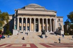 Columbia University Library Royalty Free Stock Photography