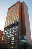 Columbia University Medical Center, Hammer Health Science building, front view Stock Photo