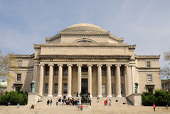 Columbia University, New York Stock Photography
