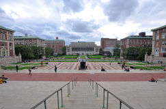 Columbia University in New York City Stock Image