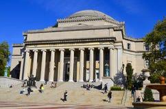 Columbia University Stock Image
