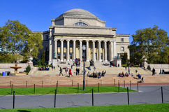 Columbia University Stock Photography