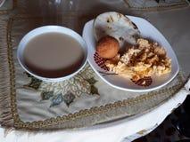 Columbiaans Ontbijt Royalty-vrije Stock Afbeelding