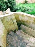 Columbiaanse trap aan hemel Royalty-vrije Stock Afbeeldingen