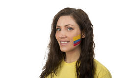 Columbian Girl Stock Images