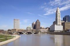columbus Огайо стоковые фотографии rf