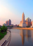 columbus Огайо Стоковое фото RF