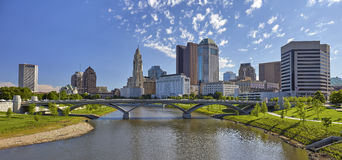 columbus Огайо Стоковое Изображение RF