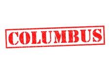 columbus Image libre de droits