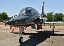 U.S. Air Force T-38 Talon Royalty Free Stock Photos