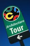 Columbus Architectural Tour imagem de stock