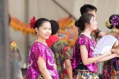 Columbus Asian Festival fotografia stock