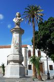 Columbus In Canary Islands Royalty Free Stock Photo