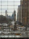 Columbus Circle fotografia stock