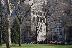 Columbus Circle 16 Lizenzfreies Stockfoto