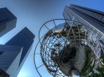 Columbus Circle Fotografia de Stock Royalty Free