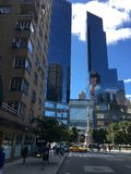 Columbus Circle Lizenzfreie Stockfotografie