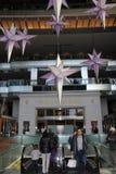 Columbus Circle mall Royalty Free Stock Image