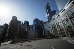 Columbus circle - New York Royalty Free Stock Images